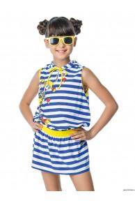 Пляжное платье для девочек GQ 061606 Klara