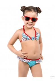 Купальник для девочек GM 031603 Sally