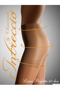Колготки женские с корректирующими шортиками LINEA PERFETTA 40