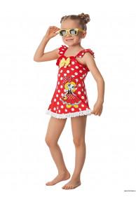 Купальник для девочек GPQ 071601 Amelia