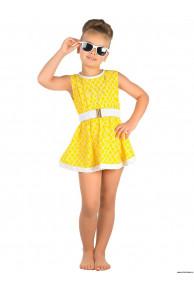 Пляжное платье для девочек GQ 041608 AF Tina