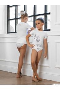 Комплект для девочек (футболка, трусы) SGFP 201250