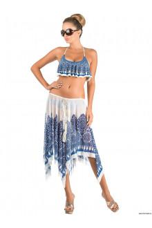 Платье пляжное для женщин WT 031609 Maroon