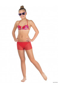 Купальник для девочек (бюст, плавки, шорты) YBH 131605 Yasmin