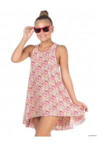 Пляжное платье для девочек YQ 131607 Khadija