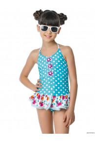 Купальник для девочек слитный GS 021604 Asolo