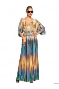 Платье пляжное WQ 071609 LG Godiva