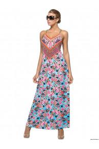 Платье пляжное WQ101509 LG Genevieve