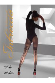 Колготки женские фантазийные SOLO 20