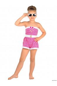Пляжный комбинезон для девочек GO 041612 AF Tonny