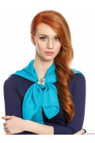 Зажим на женский платок ZZ025