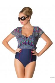 Купальник женский + блуза WDHU(XL)/WT 281605 Laomedeia