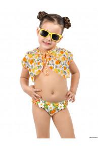 Пляжное балеро для девочек GJ 041606 Summer sheik