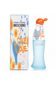 Туалетная вода Moschino Cheap and Chic I Love Love EDT (100 мл)