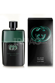 Туалетная вода Gucci Guilty Black pour homme EDT (30 мл)