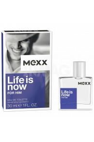 Туалетная вода Mexx Life is Now for men EDT (75 мл)