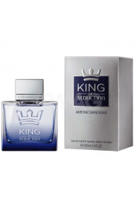 Туалетная вода Antonio Banderas King of Seduction for men EDT (50 мл)