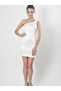 9670 платье на одно плечо