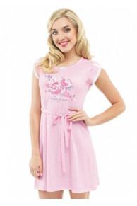 26-485 LDR Платье жен. ЦВЕТЫ