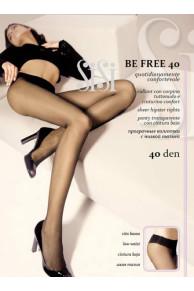 BE FREE 40 VITA BASSA колготки жен