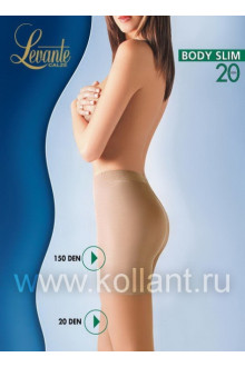 BODY SLIM 150/20 колготки жен