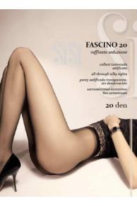 FASCINO 20 Колготки жен.