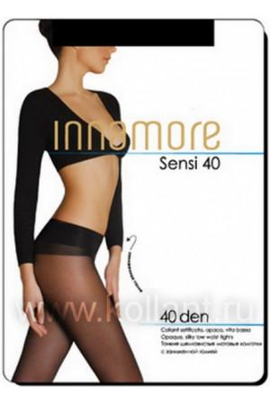 Innamore - SENSI 40 колготки жен. с заниженной талией