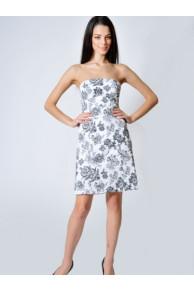 9103 платье корсетное