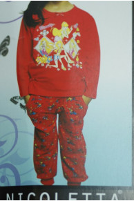85056 пижама для девочек
