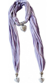 PC 1473 шарф трикотажный