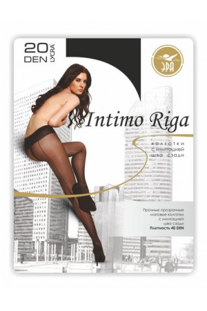 ЭРА - INTIMO RIGA 20 колготки
