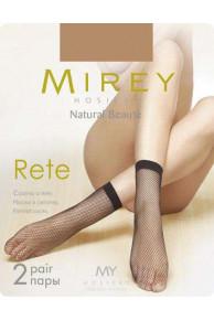 RETE носки женские 2 пары.