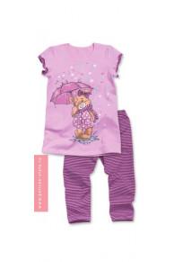 464 GNML пижама для девочек