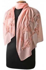 C 890 шарф текстильный жен.