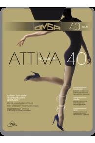 ATTIVA 40 XXL колготки женские