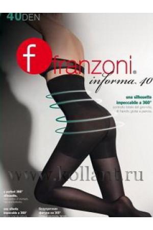FRANZONI - INFORMA 40 колготки жен (высокая утяжка)