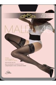MALIZIA 40 чулки женские