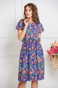 УЛЬЯНА №8 Платье (узор)