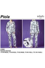PIOLA 212963 Пижама жен.