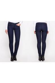 54400043 Брюки джинсовые жен
