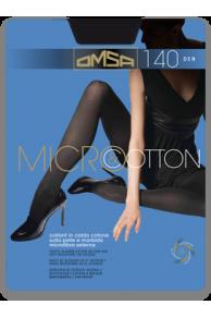 MICRO&COTTON 140 колготки женские