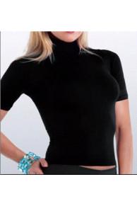 T-SHIRT CHARLOTTE DOLCEVITA M/M футболка жен (стойка, к/р)