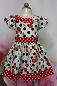 Вишенка (А0198) - Платье для дев.
