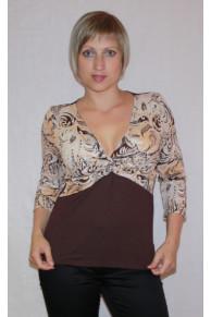 340-3 блуза жен. / р. ( )