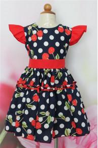 Вишня 2 (А0199) - Платье для дев.