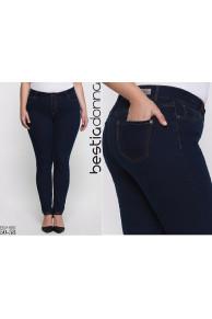 54400048 Брюки джинсовые жен.