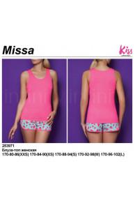 MISSA 253971 Блузка-топ жен.