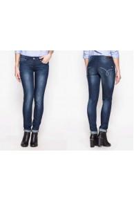 54400038 Брюки джинсовые жен